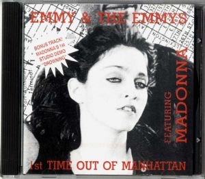 EMMY & THE EMMYS - 1ST TIME OUT OF MANHATTAN  CD (USA)